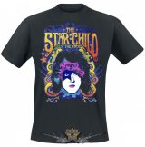 KISS - THE STAR CHILD T-Shirt BLACK . zenekaros  póló.