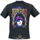 KISS - THE STAR CHILD T-Shirt BLACK . zenekaros  póló.
