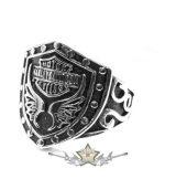 Harley Davidson - Logo. Steinless Steel. gyűrű
