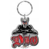 Dio -  'Logo & Murray' Keyring.  import fém kulcstartó