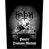 MARDUK - PANZER DIVISION.  hátfelvarró
