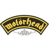 MOTORHEAD - LOGO  hátfelvarró