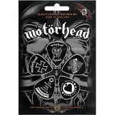 MOTORHEAD - ENGLAND Plectrum Pack. gitárpengető szett
