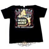 LACONIA BIKE WEEK.  T-Shirt.  motoros póló