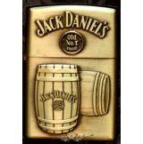 JACK DANIELS 2.  zippo fazonú öngyujtó
