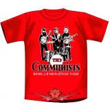 The Communist Band.  poén póló