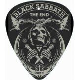 BLACK SABBATH - THE END.  pengető nyaklánc