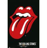 The Rolling Stones - Lips.   plakát, poszter