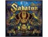 SABATON - Carolus rex   felvarró