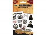 THE WALKING DEAD - Characters TATTOO. tetováló matrica