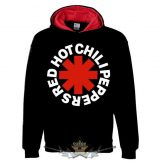 RED HOT CHILI PEPPERS - LOGO .   kapucnis pulóver