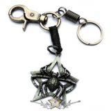 SPIDER.  fém kulcstartó