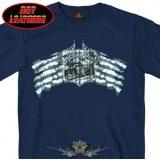 Hot Leathers - BIKEOKTOBERFEST - FLORIDA. USA T-Shirt.  motoros póló