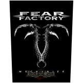 FEAR FACTORY - MECHANIZE. BPIM..  hátfelvarró