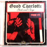 GOOD CHARLOTTE - PGIRLS AND BOYS. Pock It. Mini Single CD. RITKA !