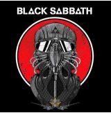 BLACK SABBATH - LOGO.   SFL. felvarró