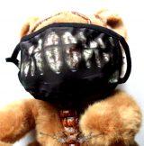 VENOM HORROR FACE 2 maszk.   maszk, kendő