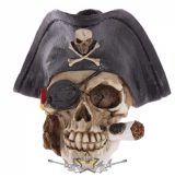Koponya - Kalóz - Pirat 2.. SK240.   koponya figura