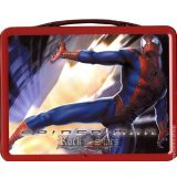 SPIDERMAN - PÓKEMBER Lunchbox with flask. uzzsonás doboz