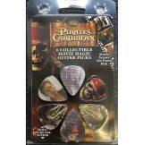 PIRATES CARIBBEAN 3D. gitárpengető szett