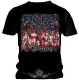 CANNIBAL CORPSE - The Bleeding.  zenekaros  póló.