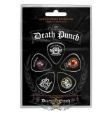 Five Finger Death Punch - Plectrum Pack - Logos.   gitárpengető szett