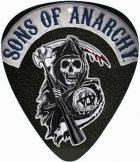 SONS OF ANARCHY - REAPER.  pengető nyaklánc