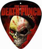 FIVE FINGER DEATH PUNCH - JAKYL.  pengető nyaklánc, kulcstartó