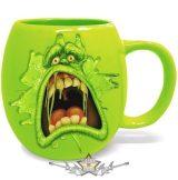 Ghostbusters – Slimer Shaped Mug.  import bögre