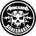AIRBOURNE - Boneshaker.  felvarró