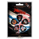 Judas Priest -  'Turbo' Plectrum Pack.  Plectrum Pack. gitárpengető szett
