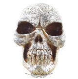Skull Spidergod spiderweb - Koponya pókhálóval. 839-6139.   koponya figura