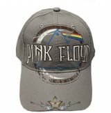 Pink Floyd - Baseball Cap - Dark Side of the Moon. grey.   baseball sapka