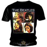 THE BEATLES - BAND.  zenekaros  póló.