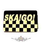 SKA GO -  Belt Buckle.  övcsat