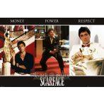 SCARFACE - TRIPTYCH plakát, poszter