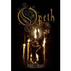 OPETH - Ghost reveries. TEXTILE POSTER. zenekaros zászló
