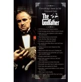 THE GODFATHER - EVERYTHING I KNOW plakát, poszter