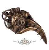 Steampunk - Mask Teknobird. VO.842-1601.  álarc, maszk
