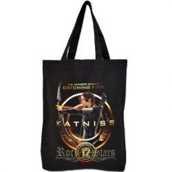 Hunger Games Tote Bag - Katniss.  vászon táska,
