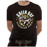 Green Day - Revolution radio . zenekaros  póló.