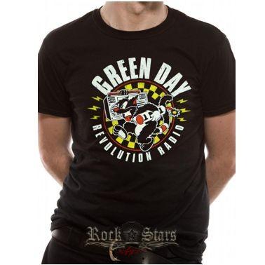 0654518565 Green Day - Revolution radio . zenekaros póló. - Shark n Roll - Rock ...