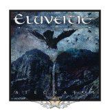 Eluveitie - Standard Patch - Ategnatos.   import zenekaros felvarró