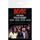 AC/DC - HIGHWAY TO HELL.   igazolvány tartó