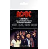 AC/DC - HIGHWAY TO HELL. CH0377.  igazolvány tartó