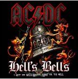 AC/DC - HELLS BELLS   SFL. felvarró