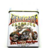 RENEGADE - Cigarettatartó doboz fém.  cigiddoboz