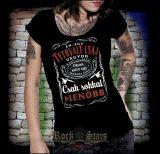 Én egy tetovált csaj vagyok.... nöi póló