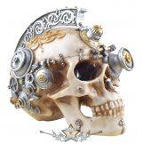 STEAMPUNK - Skull 'Steampunk. VO.839-9744. koponya figura