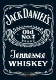 JACK DANIELS - 20X30.cm. fém tábla kép